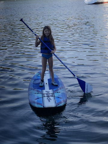 Charlotte Paddleboarding