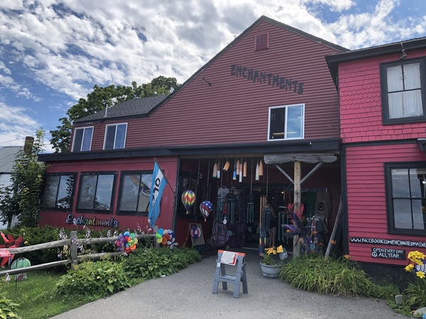 Enchantments in Boothbay Harbor