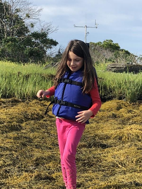 Annabelle on Center Island